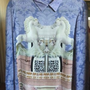 Silk Mary Katranzou Dress